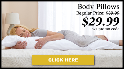 Body Pillow Special