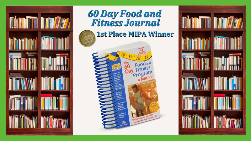 60 Day Food and Fitness Program & Journal