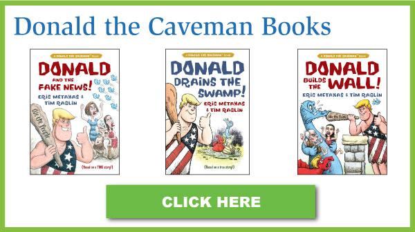 Donald The Caveman Books