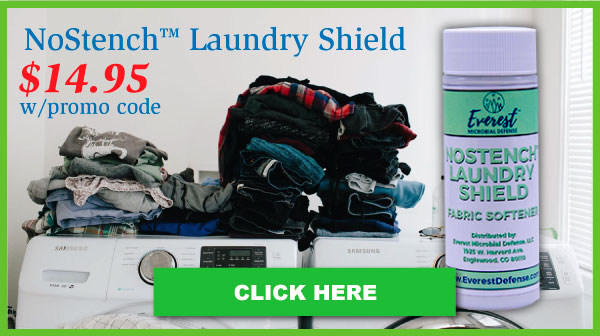6oz NoStench™ Laundry Shield