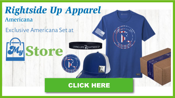 Americana Shirt & Hat Set
