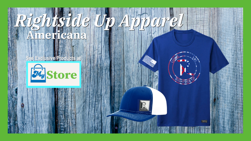 Americana Shirt & Hat Set