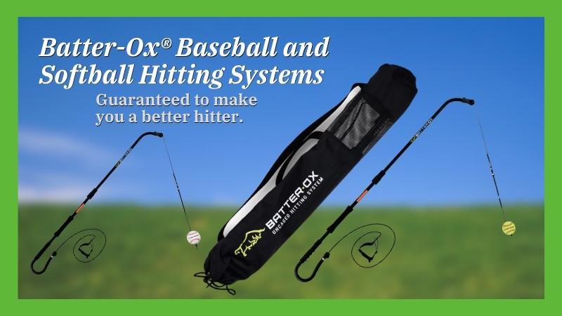 Batter-Ox® Baseball and Softball Hitting Systems