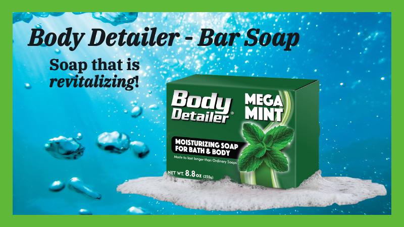 Body Detailer Bath Bars