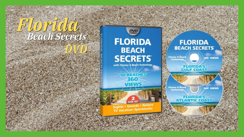 Florida Beach Secrets DVD