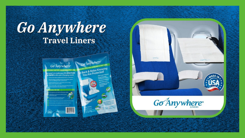Go Anywhere Sanitary Travel Liners