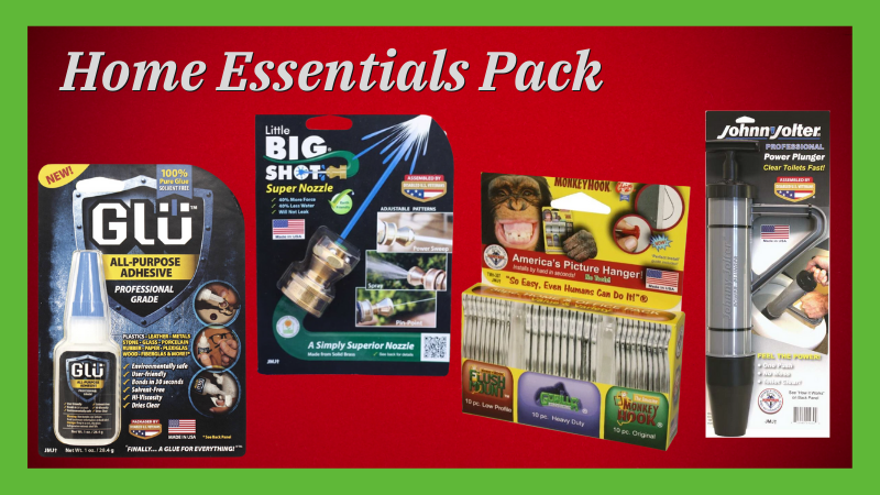 Home Essentials Package
