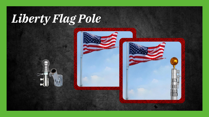 Liberty Flag Pole