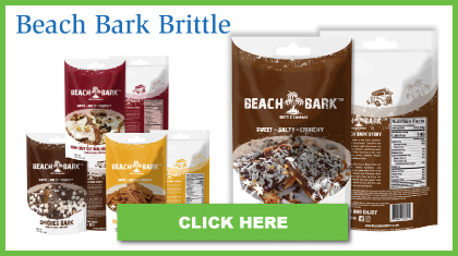 Beach Bark Brittle Variety Pack