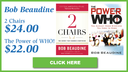 Bob Beaudine Books