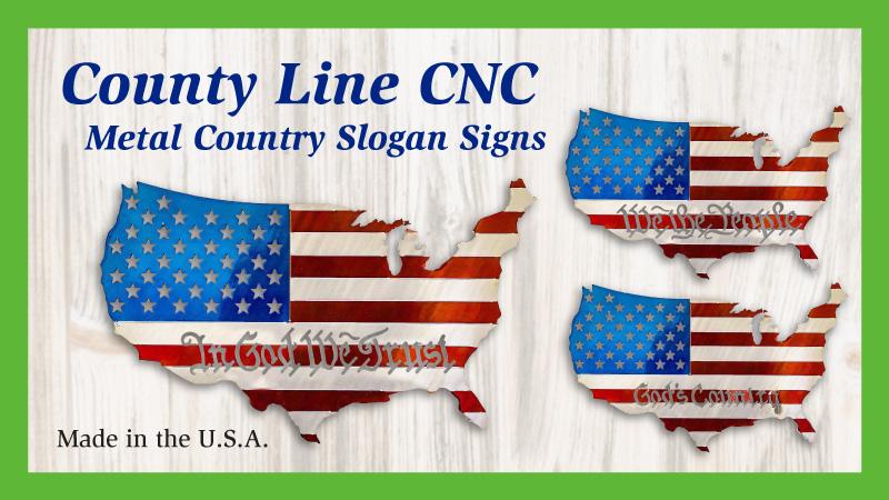 Countyline, American Flag