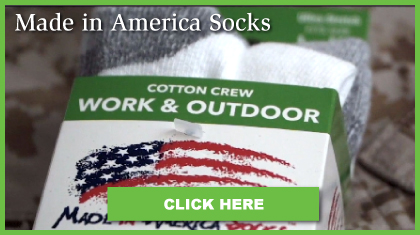 Made In America Socks