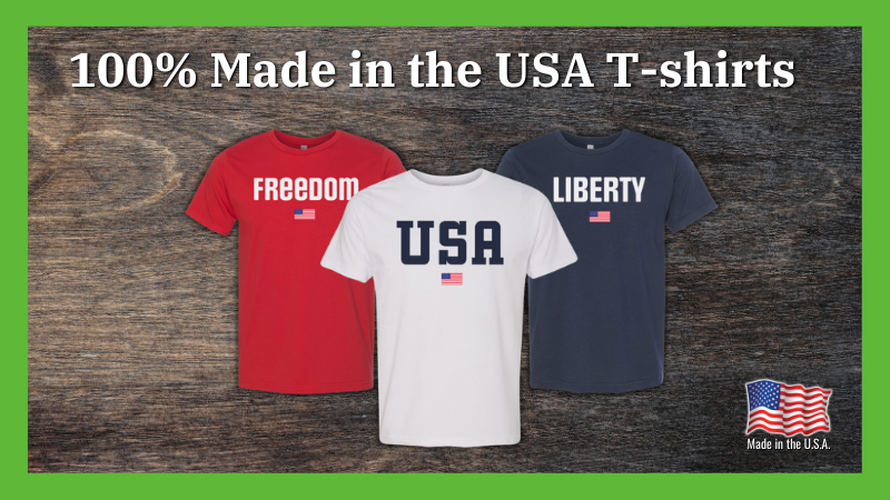 The True American Made T-Shirt