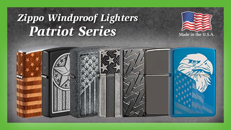 Zippo Windproof Lighters