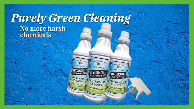 Purely Green Cleaning