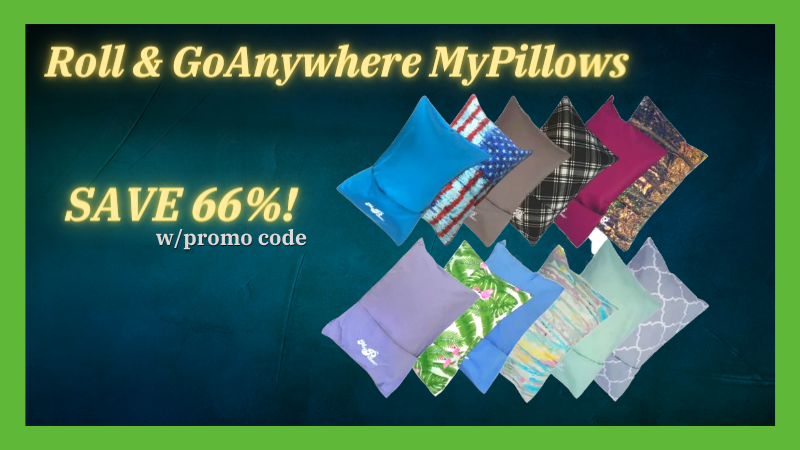 Roll & GoAnywhere MyPillow