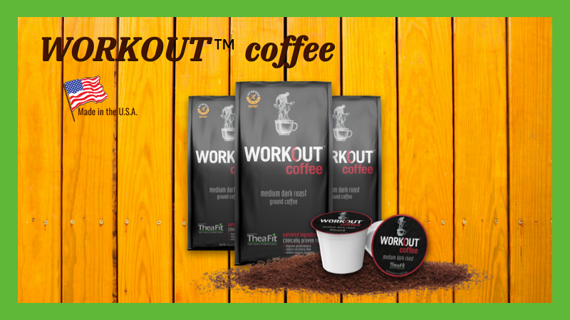 WORKOUT™coffee