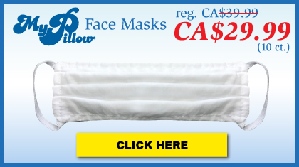 MyPillow Face Masks
