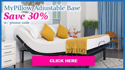 MyPillow Adjustable Base