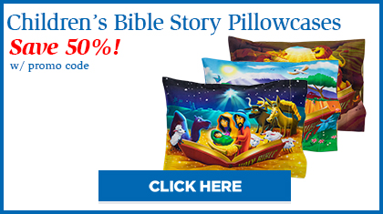 Children's Bible Story MyPillow