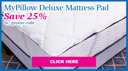 MyPillow Deluxe Mattress Pad