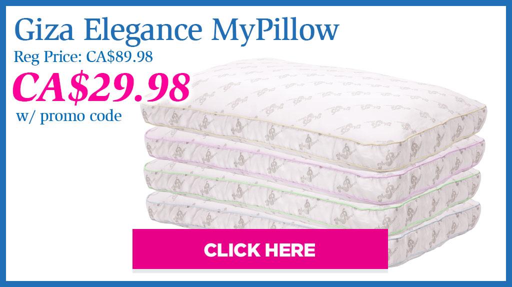 MyPillow Giza Elegance