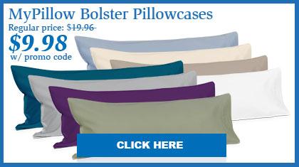 Bolster Pillowcase