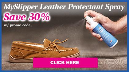 MySlipper Leather Protectant Spray