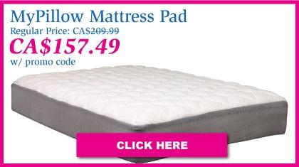 MyPillow Mattress Pad