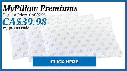 MyPillow Premium