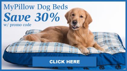 MyPillow Dog Beds