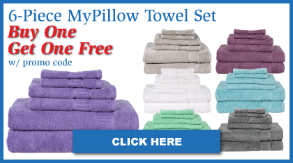 MyPillow Towels