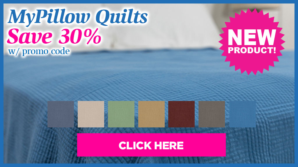 MyPillow Quilts