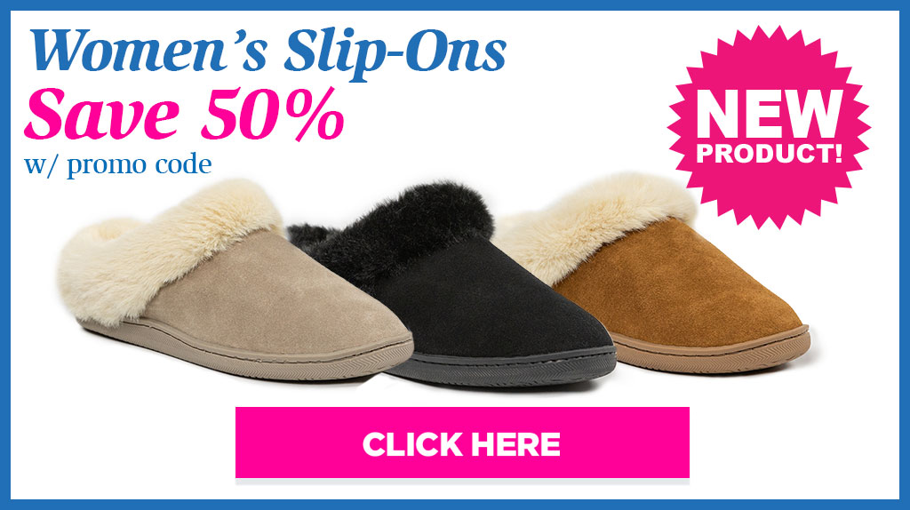 Women's Slip-Ons