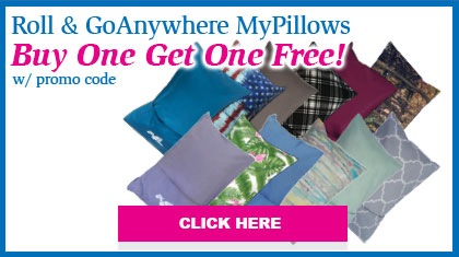 Roll & GoAnywhere™ MyPillow