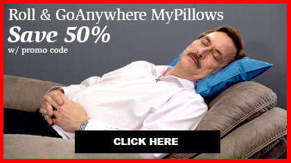 Roll & GoAnywhere™ MyPillow