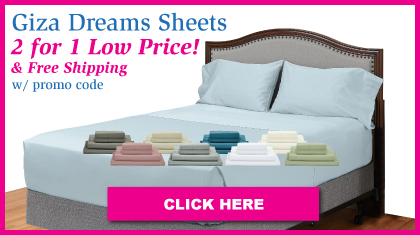 Giza Dreams Sheets Sheets