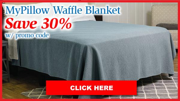 Waffle Blankets